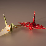 Cranes_made_by_Origami_paper