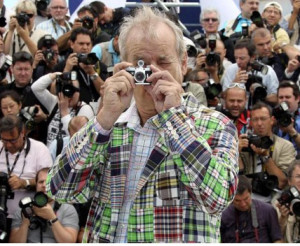 Bill Murray at Cannes